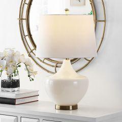 Lovely Glass Table Lamp
