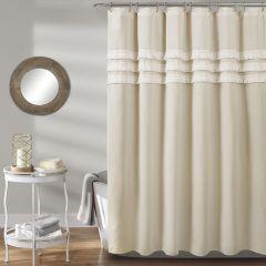 Classic Tassel Shower Curtain