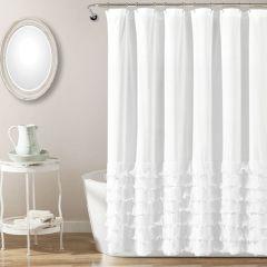 Simple Elegant Shower Curtain
