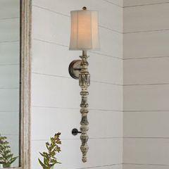 Rustic Farmhouse Sconce Lamp