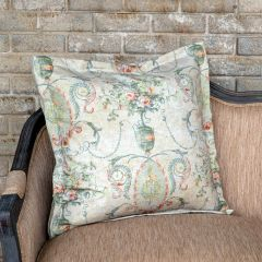 Cottage Chic Southern Throw Pillow