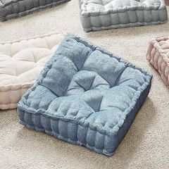 Traditional Square Floor Cushion