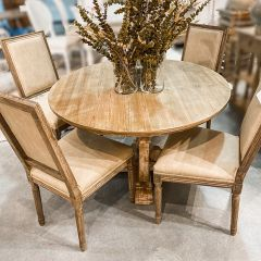 Rustic Cottage Table and Chair Set