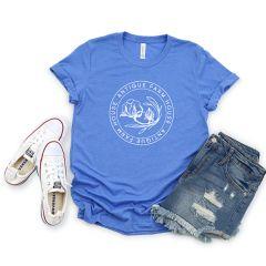 AFH Logo Blue T-Shirt