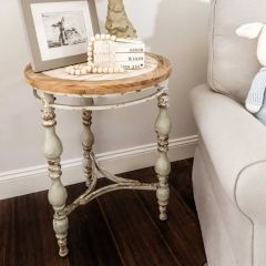 Round Simple Side Table