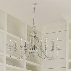 Traditional Country Home Chandelier