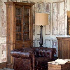 Reclaimed Pine Storage Cabinet