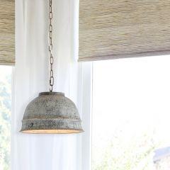 Chic Farmhouse Dome Pendant Light