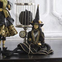 Clara Witch Shelf Sitter