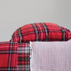 Classic Country Plaid Pillow
