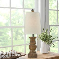 Classic Country Table Lamp Set of 2