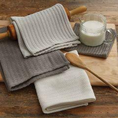 Classic Farmhouse DIsh Towel and Cloth Set