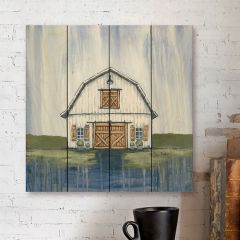 Country Barn Wood Pallet Wall Art