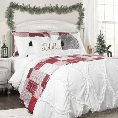 Country Cottage Patchwork Bedding Set
