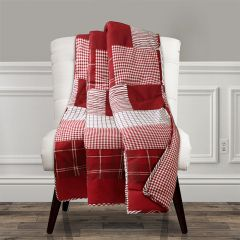Country Cozy Throw Blanket