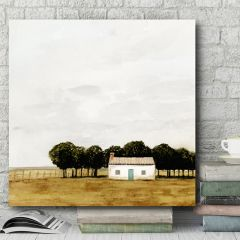 Country Landscape Wall Art