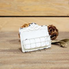 Country Pale Business Card Holder Set of 2