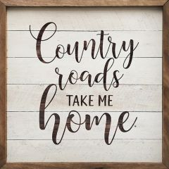 Country Roads Wall Art