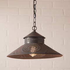 Country Store Dome Pendant