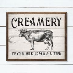 Creamery Wall Art