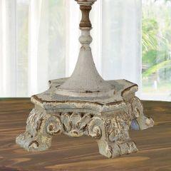 Ornate Pedestal Riser