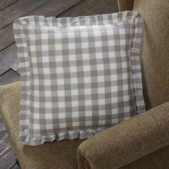 Classic Buffalo Check Square Accent Pillow