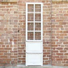 Distressed Wood Door Panel