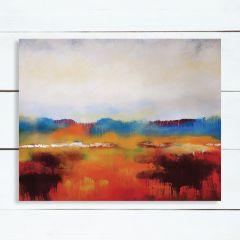 Intense Color Landscape Wall Art