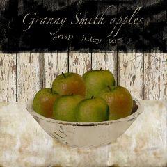 Granny Smith Apple Wall Art