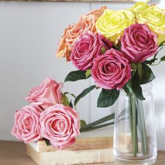 3 Stem Rose Bundle Set of 4