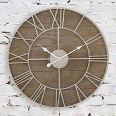 Elegant Grace Wall Clock