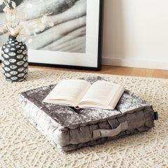 Velvet Glam Floor Cushion