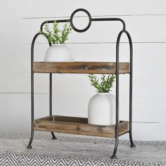 Cottage Tiered Display Stand