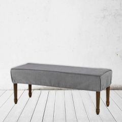 Reversible Bench Slipcover