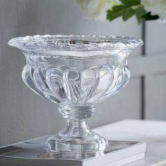 Elegant Crystal Display Urn Medium