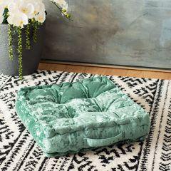 Chic Velvet Floor Pillow