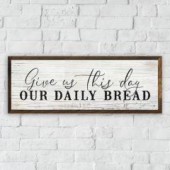 Daily Bread Wall Art