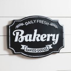 Daily Fresh Bakery Vintage Inspired Sign