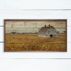 Harvest Cornfield Wall Art