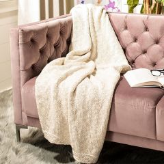 Cottage Classic Knit Throw Blanket