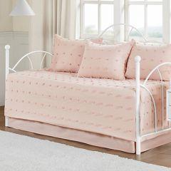 Cotton Jacquard Romantic Daybed Set