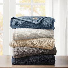 Cozy Berber Bed Blanket