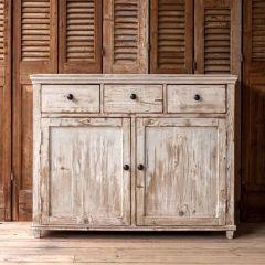 Cottage House Storage Cabinet