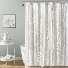 Subtle Sophistication Shower Curtain