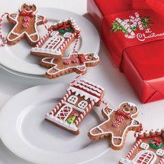 Decorative Gingerbread Garland