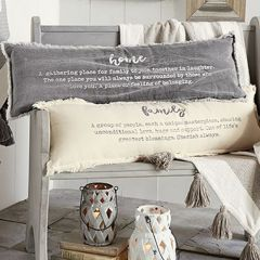 Definition of Family Pillow Cover
