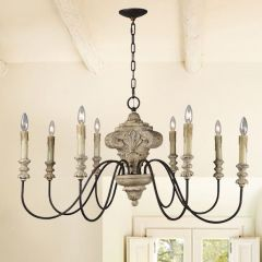 Traditional Country Chandelier