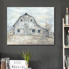 Distressed Barn Farmhouse Wall Art