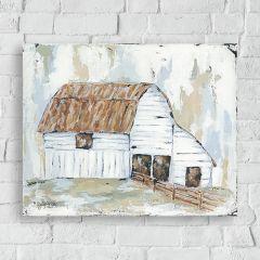 Distressed Barn Wall Art