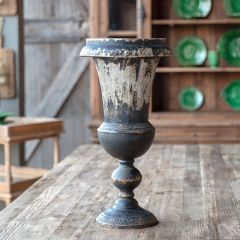 Distressed Farmhouse Urn Planter